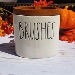 Rae Dunn Brush Holder